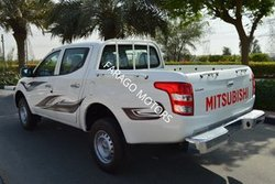 MITSUBISHI L200 DOUBLE CAB 2.5L DIESEL 4WD, ABS, AIR BAGS, POWER MANUL TRANSMISSION