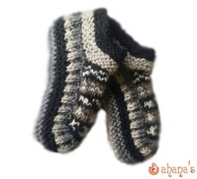 Knitted Woolen Shoes