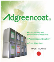 Reliable Adgreencoat heat reflective paint for metal roof