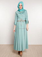 NEW WHOLESALE PRICE FROCK STYLE LONG ABAYA