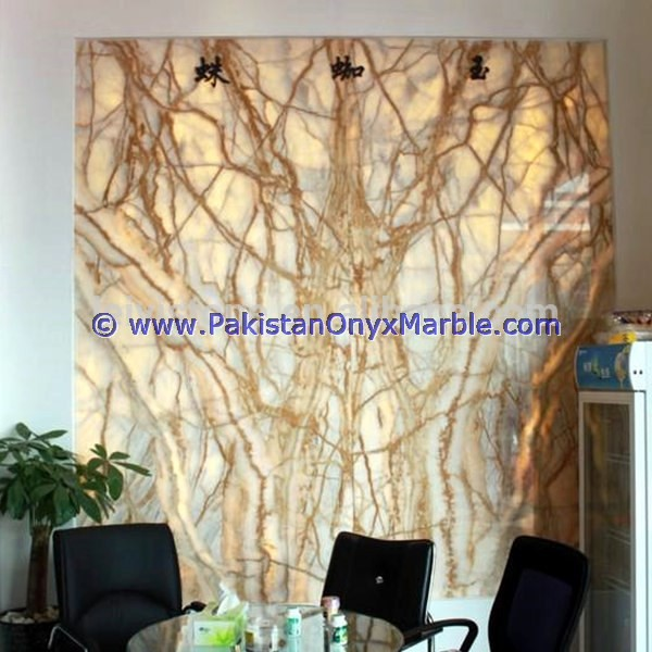 High Quality BACKLIT ONYX SLABS COLLECTION