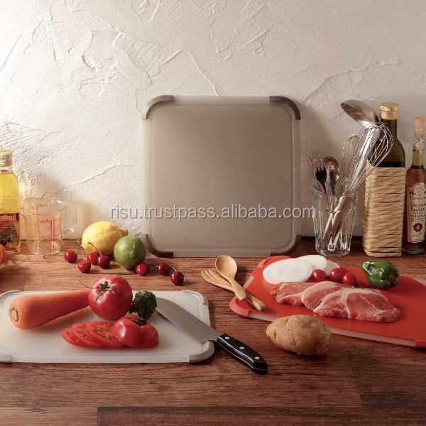 High quality combination cutting board at reasonable prices scandinavian colors