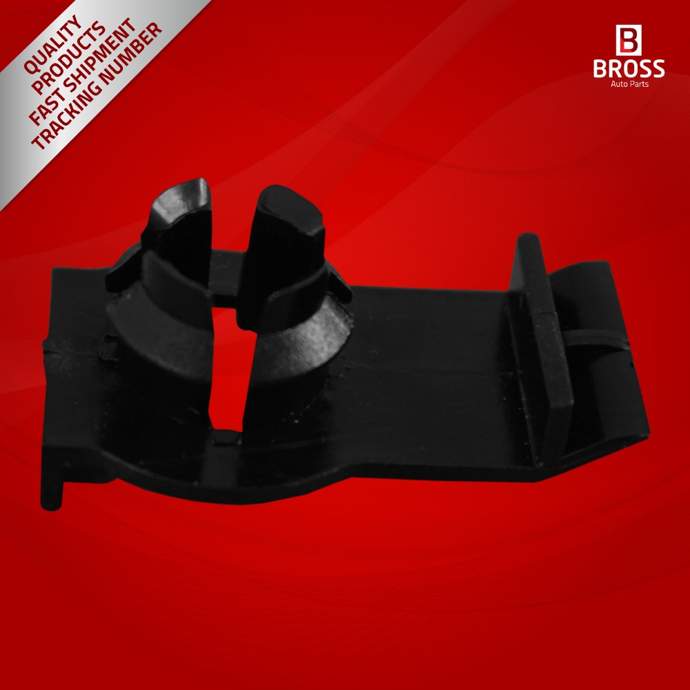 4 Pieces Window Repair Clip for B.M.W: 51338218383 E46 3-Series 1999-2005