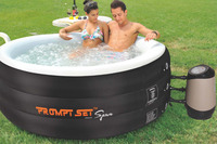 PROMPT SET CLASSIC INFLATABLE BUBBLE SPA