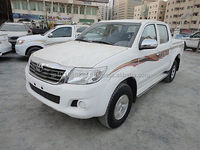 TOYOTA HILUX 4X4 DOUBLE CAB (LHD 8233)
