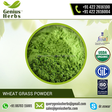 Natural Vitamins Contain Wheat Grass Powder for Sale at Commercial Rate
