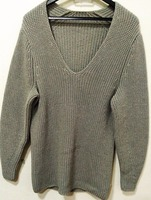 100% ORGANIC COTTON SWEATER