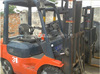 used toyota 1.5t 2.5T hydraulic diesel forklift for sale in china