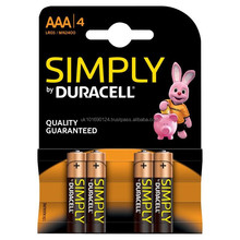 Duracell Simply AAA / R03 - Pack of 4