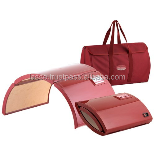 Tuning Dome Portable Foldable Sauna Home Professional KOREA Light Small Volume FIR FarInfraRed Carrying Bag
