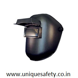 Welding face visor