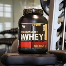 optimum 100 whey gold standard