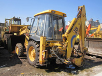 Used backhoe loader JCB 3CX/JCB 4CX/CASE 580 heavy equipment for sale