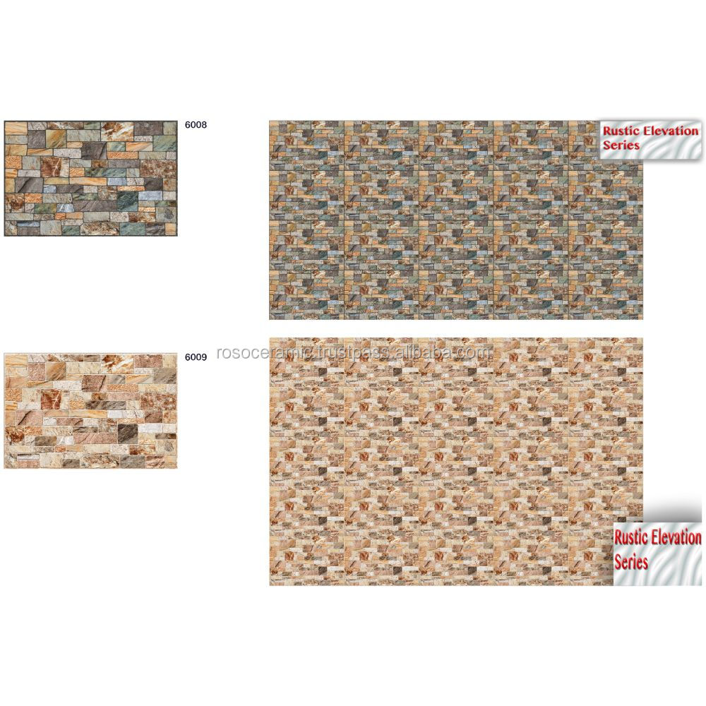 Commercial Building Exterior Wall Tiles