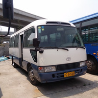 100 Original Japan Used Toyota Coaster