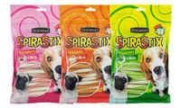 Goodies Bi-color Dental Spiral Treat 450g