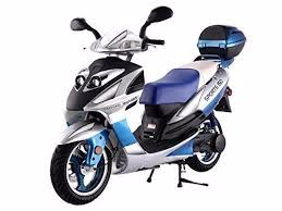 latest 2017 150cc Gas Moped Hot Deal Street Bike