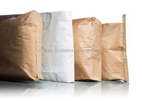 Kraft Paper Bags for Cement , 50kg Cement Bag , Paper bag for cement
