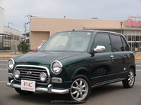 Reasonable and japanese small 660cc car with Good Condition Mira Gino mini-light special 2003 used car