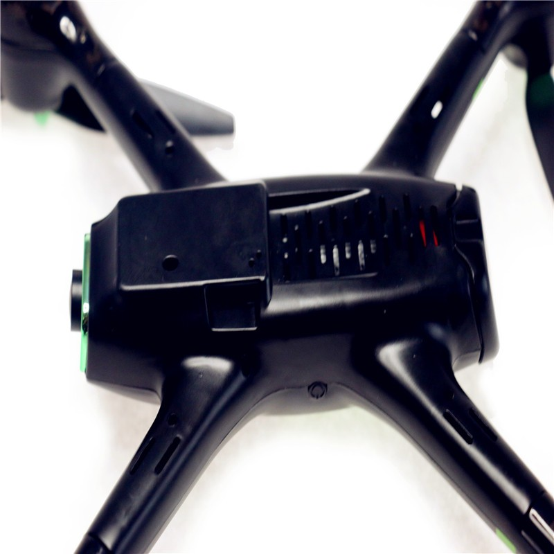 2.4g rc wifi quadcopter 1080P hd camera 160 - degree wide Angle lens