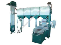 Cumin Seeds Cleaning Machine /Medium Auto Cleaning Machine (Made in India)/High Speed Cleaning Machine