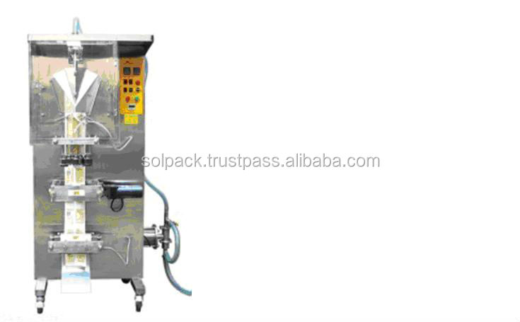 Auto Bag Water Filling Sealing Machine