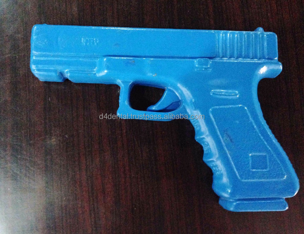Training Plastic / Rubber Gun Pistol Defence Police Army MMA Practice Personal Training Tools & Weapons