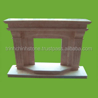 fireplace nature Manufacturers marble fireplace mantel Manufacturers design fireplace Manufacturers from Vietnam