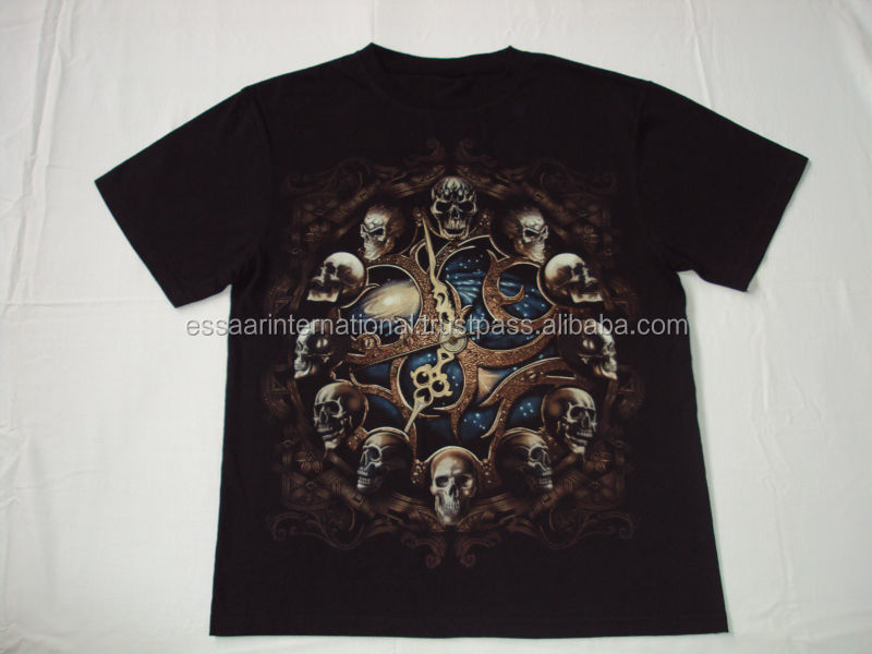 Custom t shirt men/t shirt Fabric/t-shirt Color Combinations for Promotion