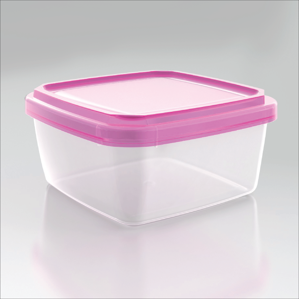 Special choosing for home / plastic storage container hot selling 2016 L021-2 PINK