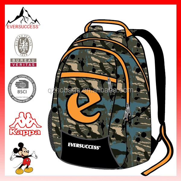 Hot Trend New Fashion Backpack Factory Backpack Bag Sublimation