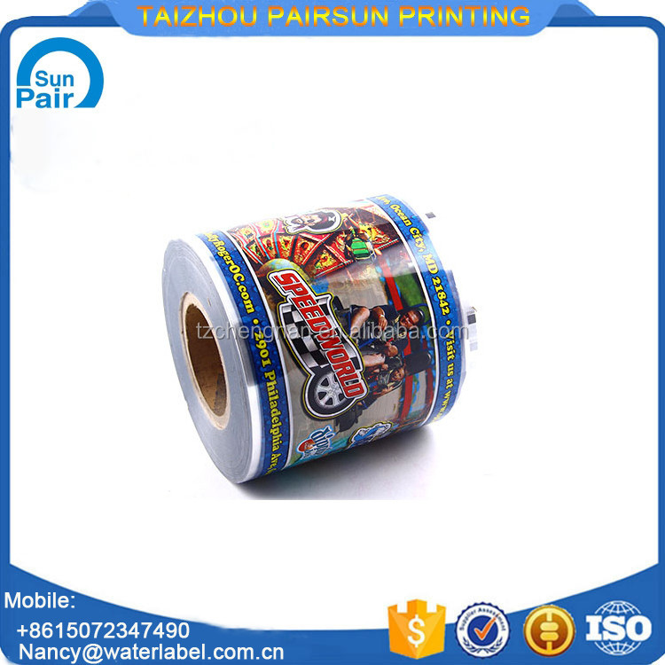 PET Heat Transfer Label Printer For commercia