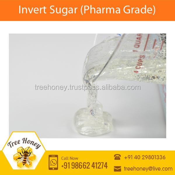 Pharma Grade Invert Sugar Used in Cough and Ayurvedic Syrups