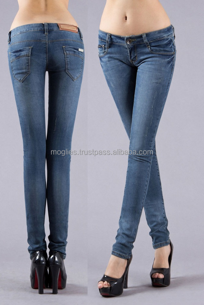 Women fashion name brand jeans funny trousers famous jeans brands in India