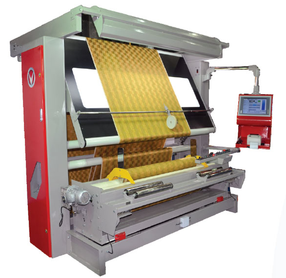 YASH Computerized Fabric Inspection Machine Woven | Nonwoven | Technical Textiles