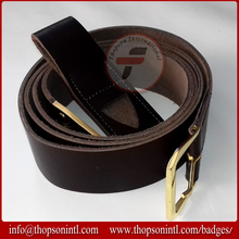 Masonic Knight Templar Leather Belt