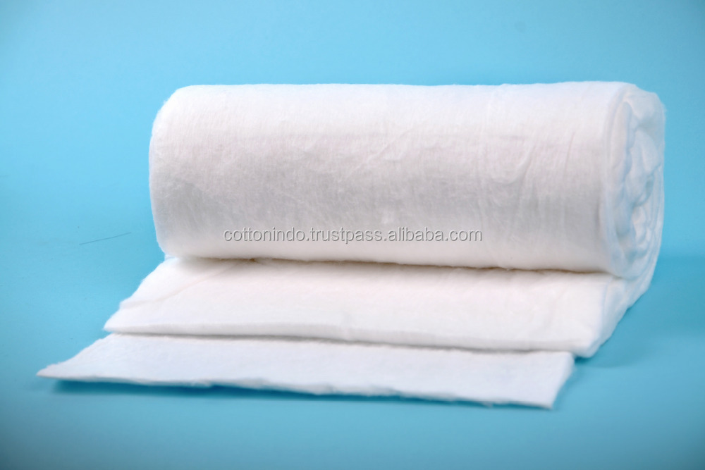 Medical Absorbent Cotton Roll