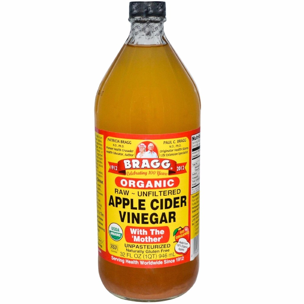 Bragg Bragg Apple Cider Vinegar 946ml