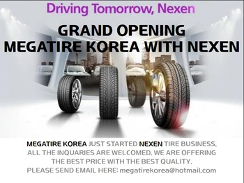 NEW NEXEN TIRE