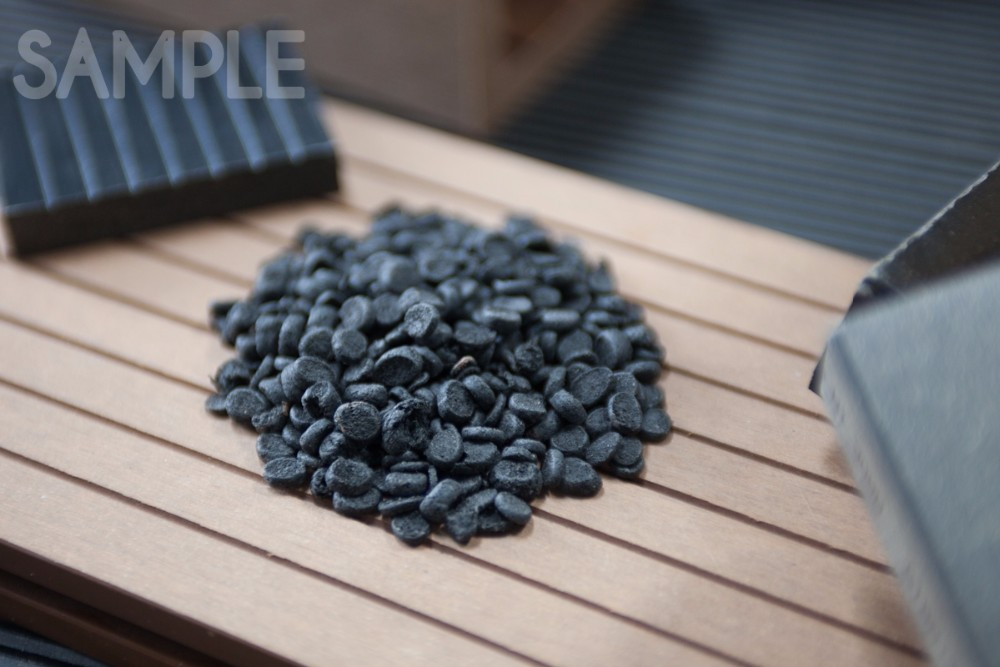 Hot Sale WPC Granules for Decking Extrustion