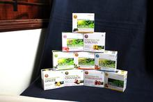 Instant Green teas variants