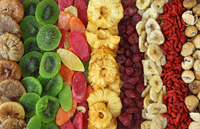 High Quality Dehydrated Fruits / Dehydrated Dried Preserverd Fruits