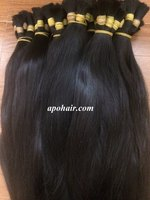 Remy hair no mixed/ 100% virgin Vietnamese hair straight