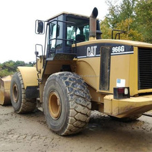 Cat 966G used payloader for sale, used cat 966g loader in Shanghai China