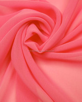 Quality Assured 100% Dye-able Polyester Georgette Fabric At Very Cheap Price