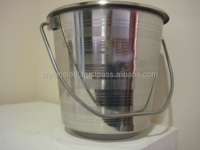 Pail Bucket with Cover