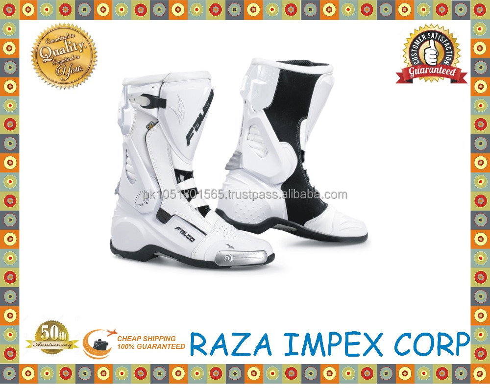 Non-Slip Motorbike Racing Shoes Motorcycle Boots Sport Off-Road Boots Motor Bike Shoes Biker Motocross Racing Boots
