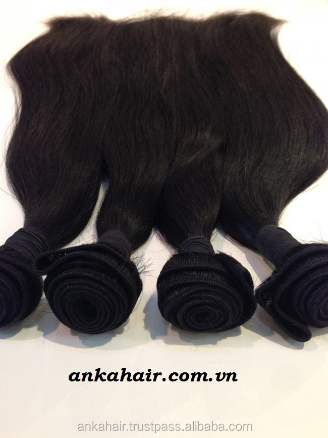 Biggest sale 2016 reliable quality cheapest on market asian human hair double remy virgin hair