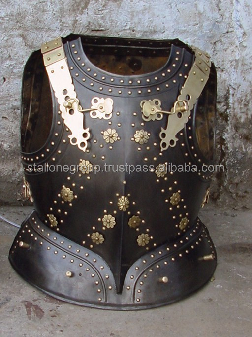 Female body armour
