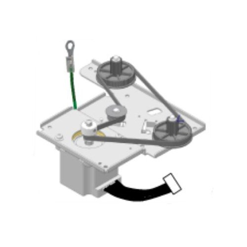 SATO America R29788000, Gear Bracket for CL4NX Printer